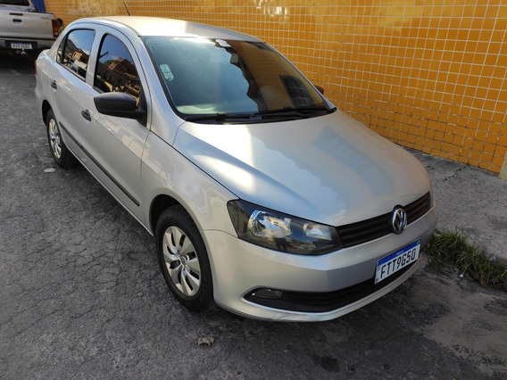 Volkswagen Voyage 1.6 Mi City 8v Flex 4p Manual 2014/201...