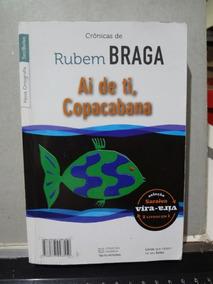 200 Crônicas Escolhidas / Ai De Ti, Copacabana Rubem Braga