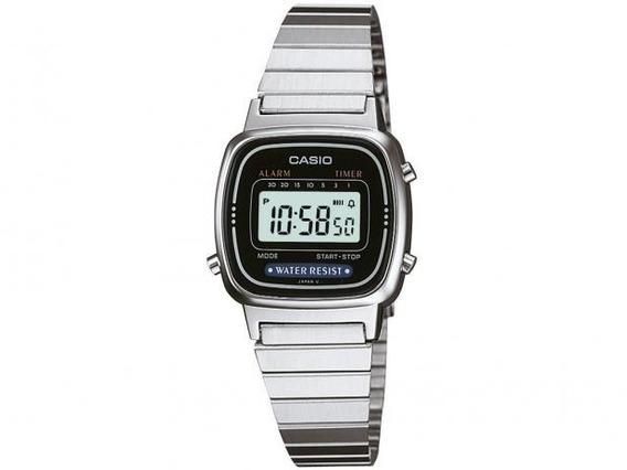 Relógio Casio Original La670wa-1df