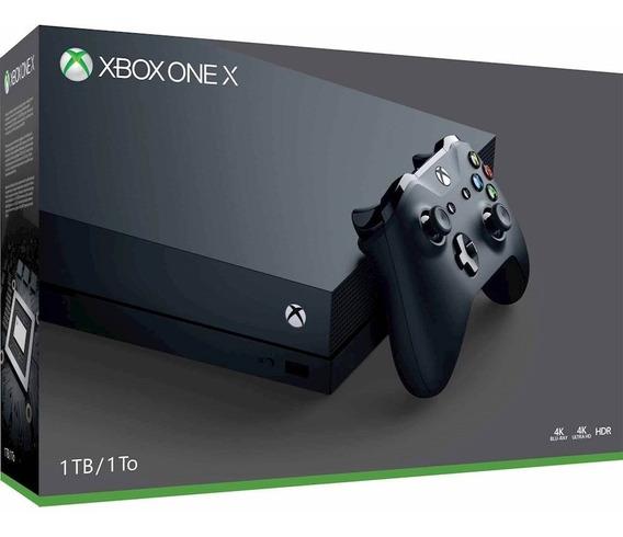 Console Xbox One X 1tb-