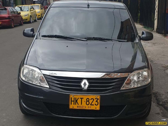Renault Logan Expression Tech