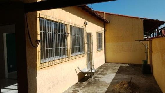 Casa Em Laranjal, São Gonçalo/rj De 54m² 2 Quartos À Venda Por R$ 150.000,00 - Ca433166