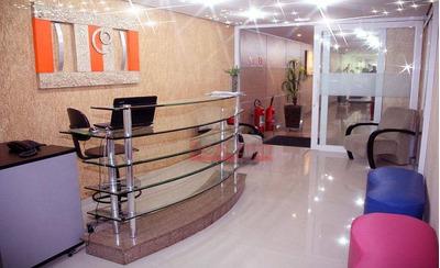 Sala Comercial Para Locacao - Ac0013