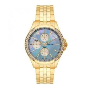 Relógio Orient Feminino Fgssm051 B1kx Rev. Autorizada - Nfe