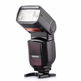 Flash Yongnuo Speedlite Yn-968 Ex-rt C/ Led Canon 600ex-rt