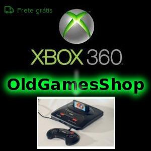 Emulador Megadrive Para Xbox 360 Com 1000 Jgs Envio P Email