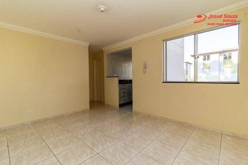 Apartamento À Venda, 45 M² Por R$ 148.600,00 - Santa Cândida - Curitiba/pr - Ap1542