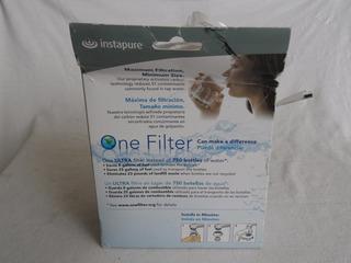 Instapure F8 Filtro De Agua En El Grifo