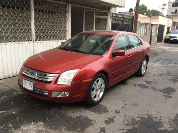 Ford Fusion Sel Premium V6 2006, 06 Cilindros Nacional Perfe