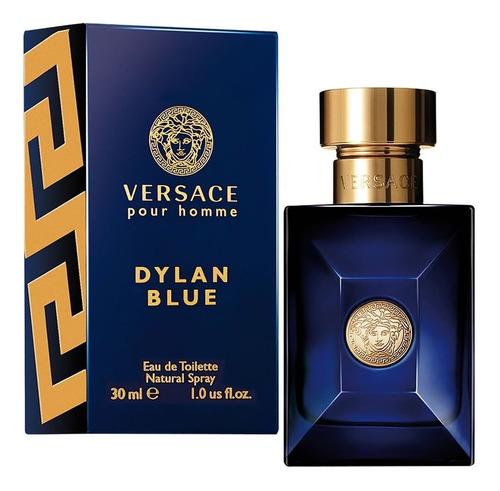 Perfume Versace Dylan Blue 200ml. Para Caballeros Original
