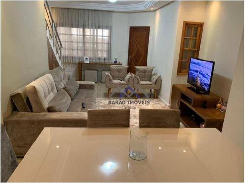 Imagem 1 de 30 de Casa À Venda, 167 M² Por R$ 600.000,00 - Parque Cidade Jardim Ii - Jundiaí/sp - Ca1303