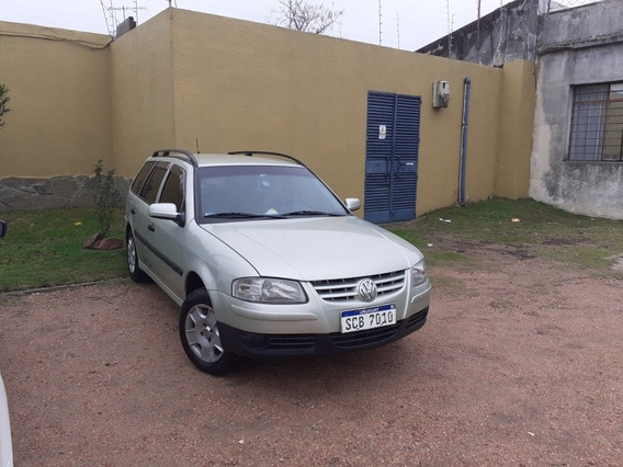 Volkswagen Parati 1.6 Comfortline 60a 2008