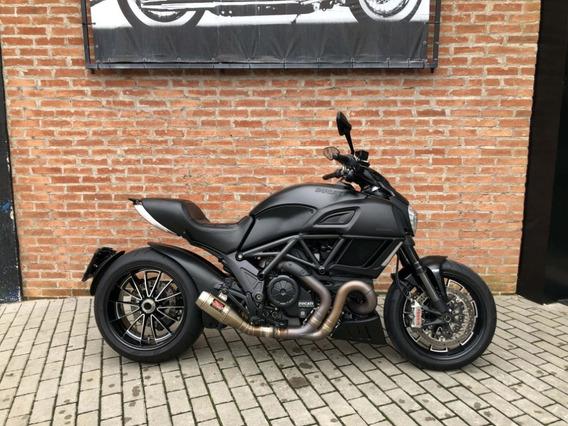 Ducati Diavel 2016 Unico Dono Preta Impecavel