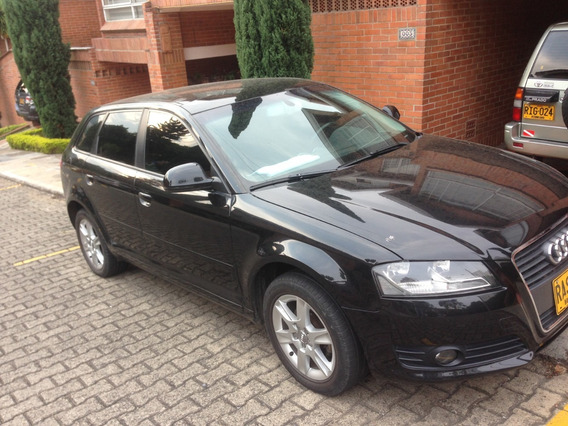 Audi A3 Sportbck 1600 Full Equipo Excelente Estado