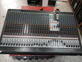 Mesa De Som Behringer 32 Canais Xenyx Xl3200 Garantia!
