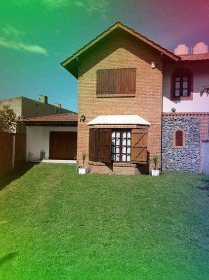 Alquilo Casa Gesell Centro , Hasta 8 Prs ( Dos Familias )