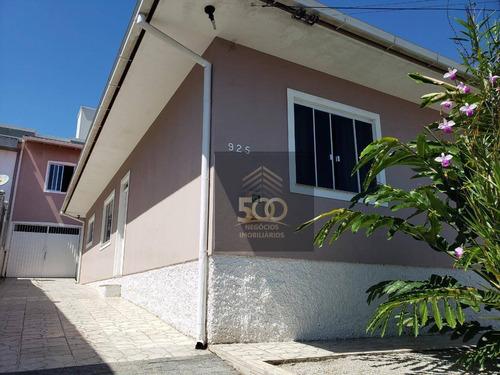 Casa À Venda, 190 M² Por R$ 550.000,00 - Ipiranga - São José/sc - Ca0368