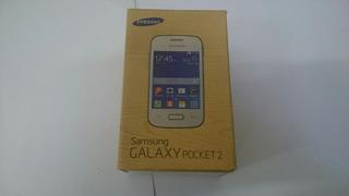 Caixa Original Sem Manuais Samsung Galaxy Pocket 2 Sm-g110b