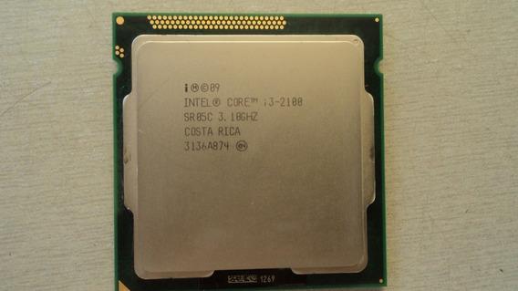 Processador Intel Core I3 2100 3.10 1155 Seminovo