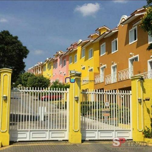 Imagem 1 de 15 de Ótimo Sobrado Em Condomínio 2 Dorms 80m² 748.000 V Carrão - Ca0657