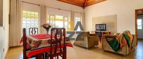 Chácara Com 3 Dormitórios À Venda, 1 M² Por R$ 820.000,00 -  Recreio Santo Antonio - Jarinu/sp - Ch0698