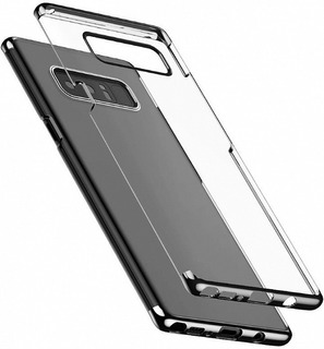 Capa Baseus Borda Gliter Para Samsung Galaxy Note 8