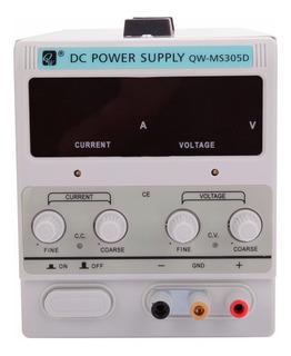 Fuente De Poder Voltaje Regulada Electronica 30v 5a 110v Ofe