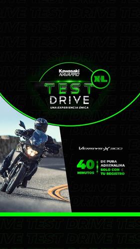 Kawasaki Versys X 300 0km -entrega Inmediata-veni A Probarla