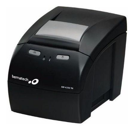 Impressora Térmica Bematech Mp-4200th Usb Não Fiscal