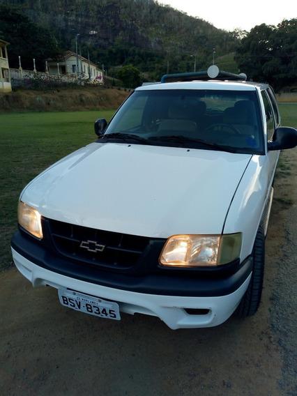 Chevrolet Blazer 2000 Pneus Novos, Freios Novos Bateria Nova