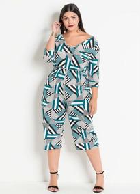 434d6f1bf Macacão Patacur - Camisetas e Blusas para Feminino no Mercado Livre ...