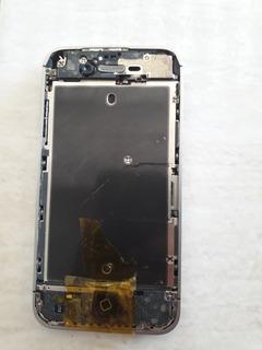iPhone 4s Para Retirada De Peças Vai Com A Caixinha E Manual