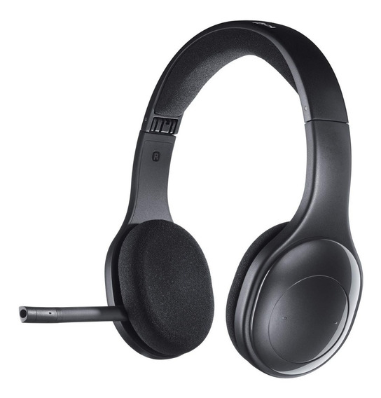 Logitech H800 Bluetooth Wireless Headset Com Microfone