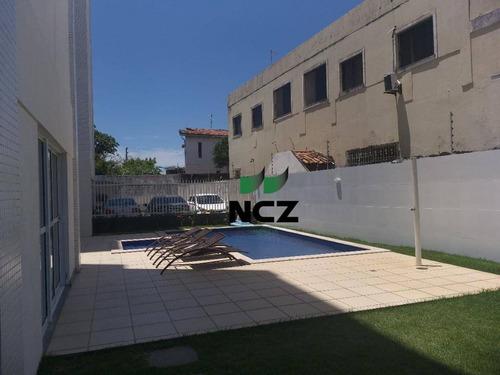 Apartamento Com 3 Dormitórios, 82 M² - Venda Por R$ 420.000,00 Ou Aluguel Por R$ 3.000,00/mês - Buraquinho - Lauro De Freitas/ba - Ap2866