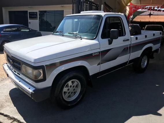 Chevrolet D20 Custom De Luxe 1992 Raridade!