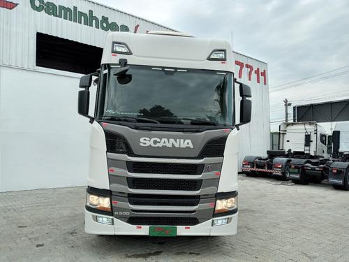 Scania R500 6x4 2019 Retarder R 450 R480 R510 Volvo Fh 540