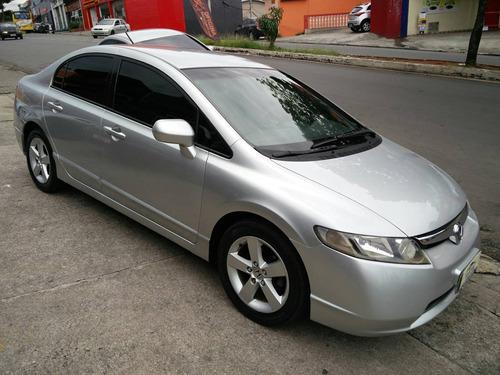 Imagem 1 de 8 de Honda Civic 1.8 Lxs 4p Gasolina