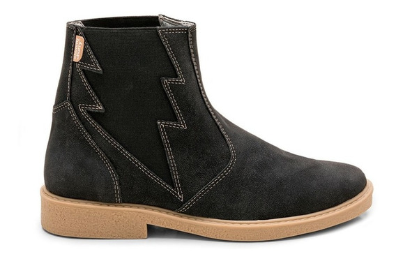 Bota Chimmy Churry Urban Boot Black Sn