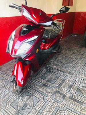 Moto Elétrica Rui Kun 0km Parcela Ótima Para Dia A Dia