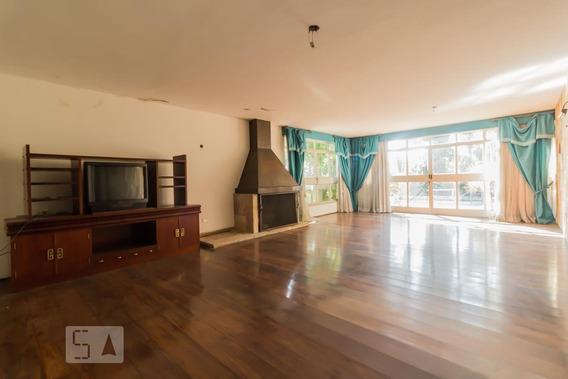 Casa Para Aluguel - Vila Galvão, 4 Quartos, 500 - 892929341