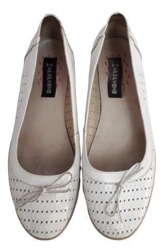 Zapatos De Cuero N°39