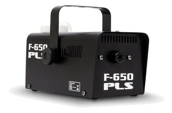 Maquina De Fumaça 220v Potencia 400w F-650 - Pls