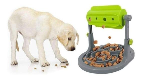 Expositor De Ração Tigela Interativo Para Pets