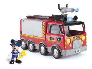 Disney Camion Bombero Mickey Envio Gratis Caba