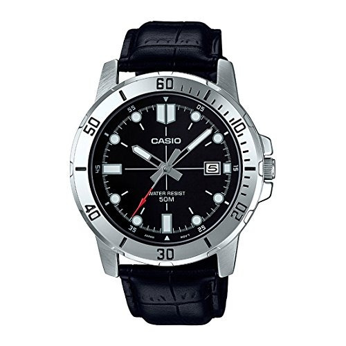 Casio Mtp-vd01l-1ev - Reloj Deportivo Analógico Casual Para
