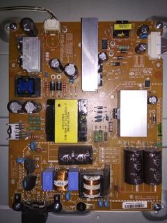 Placa Fuente T-com Botonera Sensor Parlante LG 42ln5400/5700