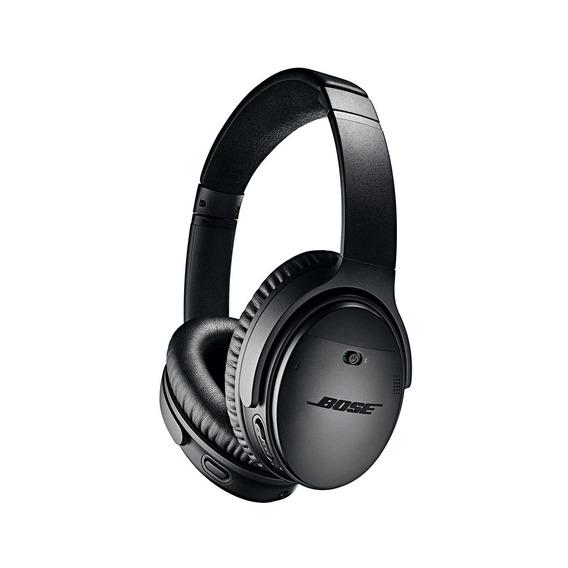 Fone Ouvido Bose Quietcomfort 35 2 Geração Wireless Preto