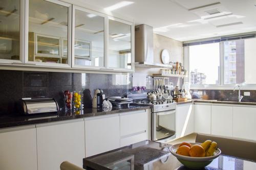 Apartamento De 4 Suítes Com 5 Vagas De Garagem  - 3783