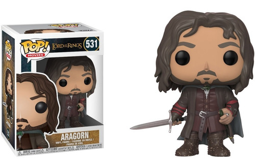 Funko -  The Lord Of The Rings Aragorn #531
