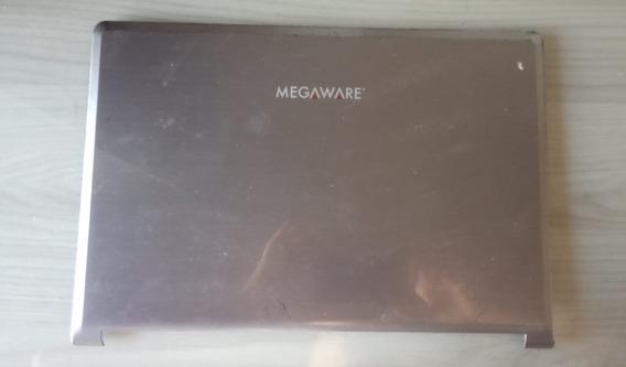 Carcaça Tampa Da Tela Megaware Meganote Kripton K Series